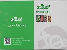 E批生鲜画册设计