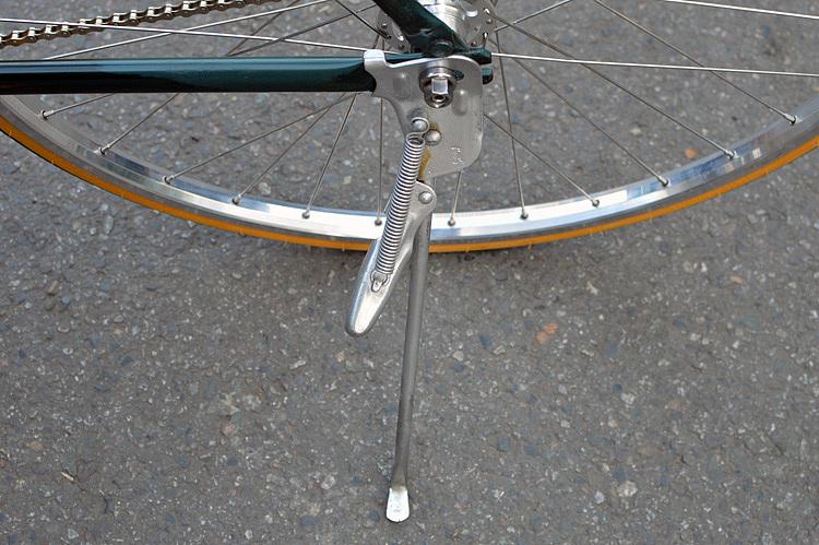 凤凰28自行车改装复古死飞自行车