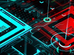 芯片渲染 练习 C4D octane 渲染器 三星