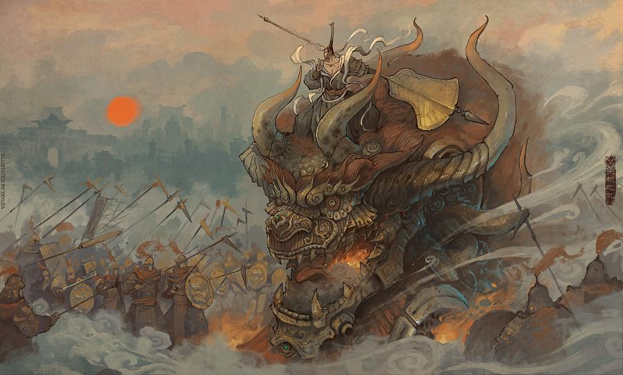 查看《天机之乱-风雷》原图,原图尺寸:1600x963