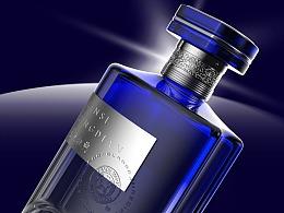 喜形悦色作品丨蓝色经典·品鉴小酒