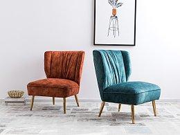 家具摄影-休闲椅