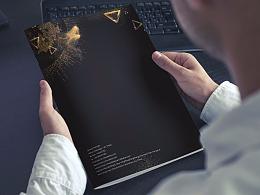 一希品牌设计-光电产品英文画册设计