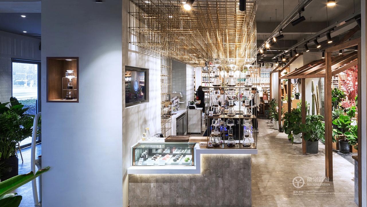 代字行空间空间设计|路线|室内设计|huizongv空间服装店商业设计图图片