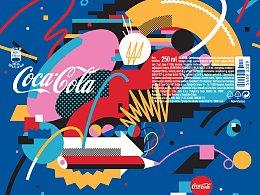可口可乐 X AG旗下艺术家Aleksandar Savić