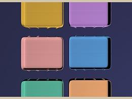 【share】模块化果盘设计