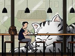 大猫 | 陪伴