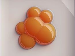 C4D 鸡蛋UI 制作