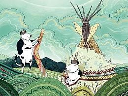 澳赞牛奶霜创意视频