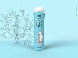 无糖茶饮料包装设计-圣智扬包装设计