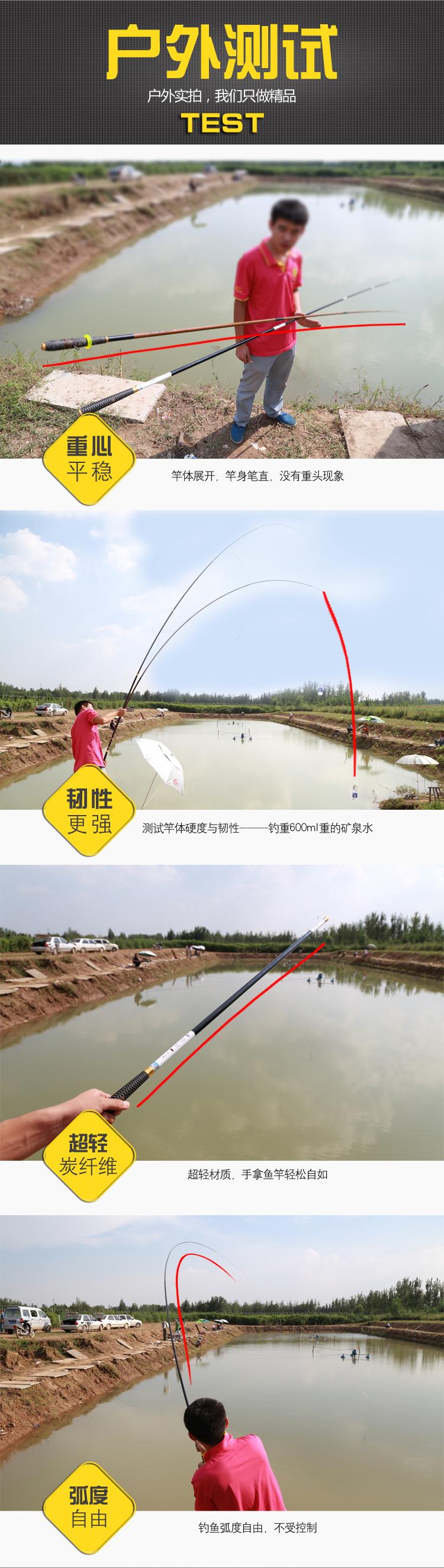 鱼竿结构示意图