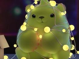 【萌芽熊】圣诞树