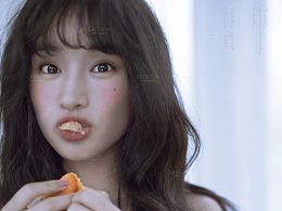 卡多利亚全女子摄影-美味小橘柑