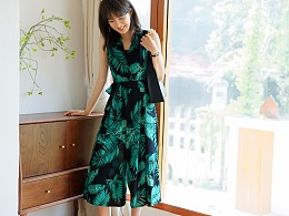 MT-Studio连衣裙拍摄