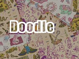 Doodle  练习