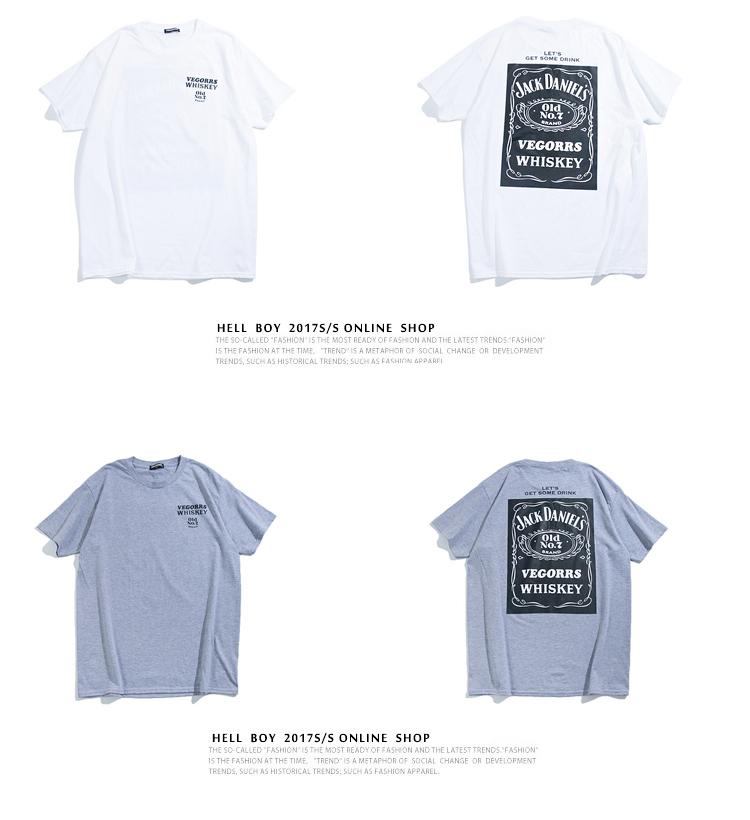 查看《HELL BOY X VEGORRS 创意品牌logo印花  短袖》原图,原图尺寸:750x820