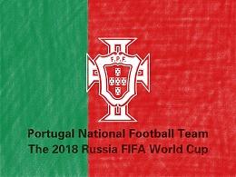 2018年世界杯绘画系列——巡礼欧洲冠军葡萄牙队