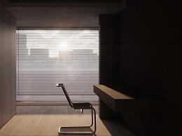 GHB空间设计丨 住宅概念 丨慢 漫