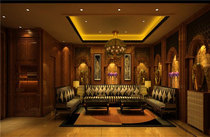 柳州ktv装修设计公司《冠发量版ktv设计》|室内设计