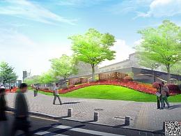 城市道路景观设计