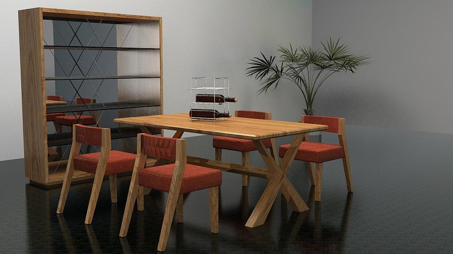 家具设计(一)|家具|工业/产品|禹惜