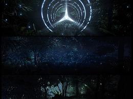 梅赛德斯奔驰She's Mercedes五周年庆典
