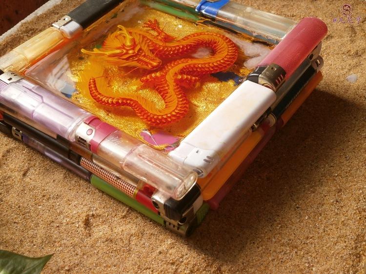 凡尼亨3d树脂千层雕画