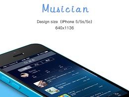 音乐家App