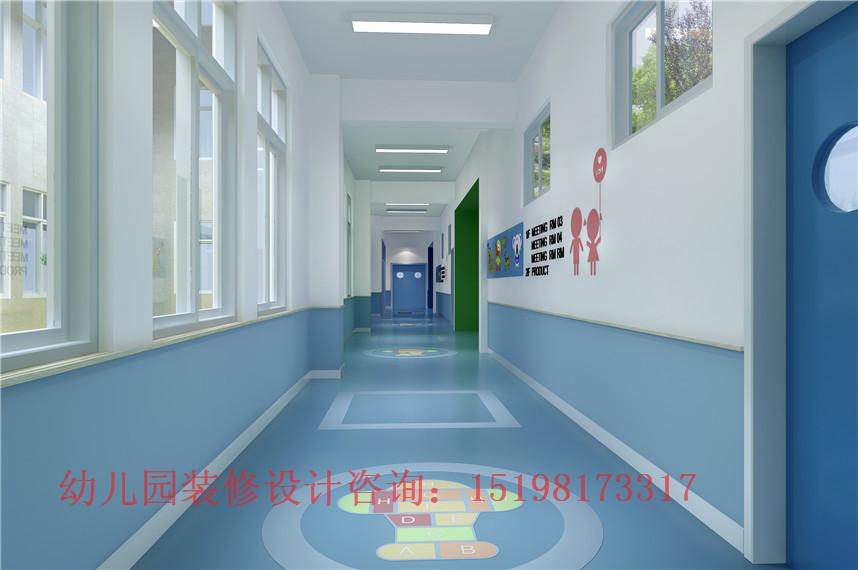 重庆幼儿园设计|重庆幼儿园装修设计公司《晥宣阳光幼儿园》