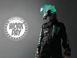WANG - WORK DAY