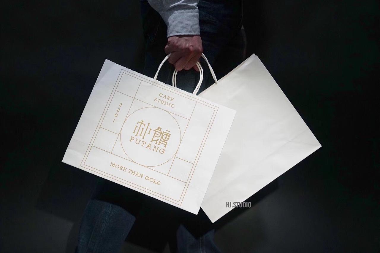 牛皮纸袋包装设计定制