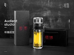 中国风泡茶师