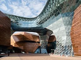上海世博会博物馆✖五度建筑摄影