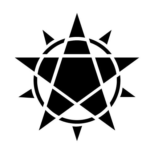 简单几何_1|图形/图案|平面|qian_h - 原创设计图片