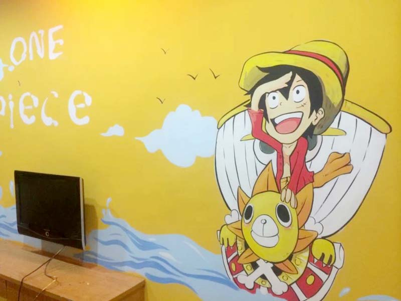 艺术墙画|墙绘/立体画|其他|室