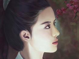 十里桃花--刘亦菲