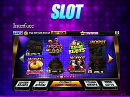 手机游戏slot项目UI总结