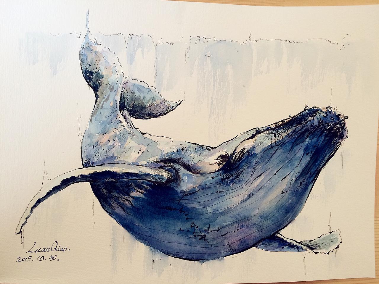 水彩手绘系列