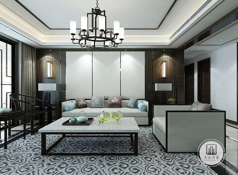 家装风格推荐:全新的清奢江南风格