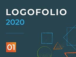 Logofolio 2020 | Logo & Marks - Part 01