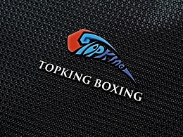 VI设计-Topking Boxing
