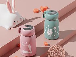 小兔杯建模图