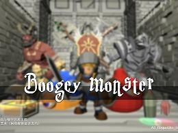 #2020青春答卷#  《波戈蒙斯塔 Boogey Monster》