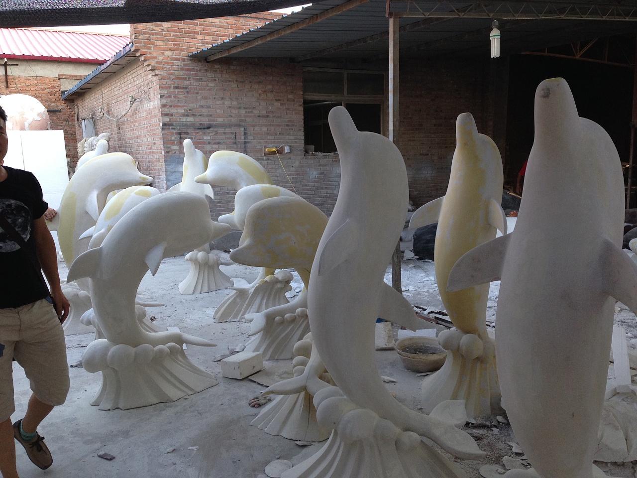 三门峡玻璃钢雕塑价钱_主题雕塑_【河南鼎盛】-爱喇叭网