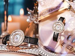 手表场景图 手表拍摄 手表创意图