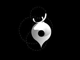 寻鹿·logo
