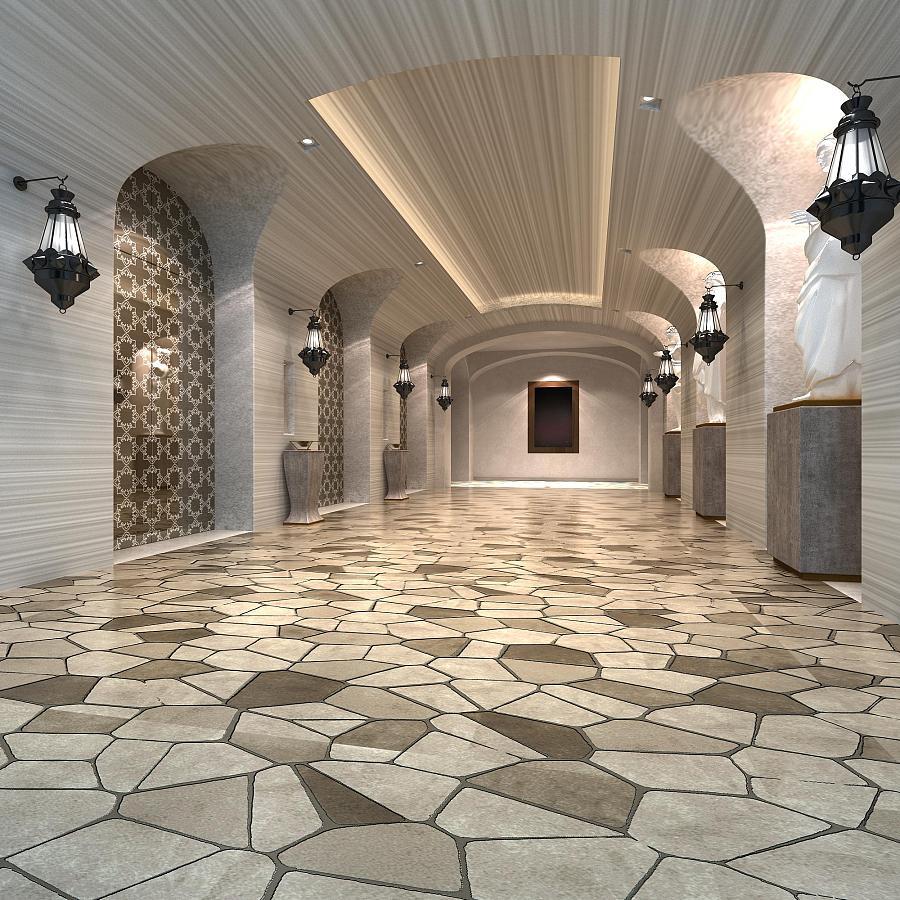 室内过程电影院效果图|室内设计|论文/建筑|A记录空间v过程工装图片