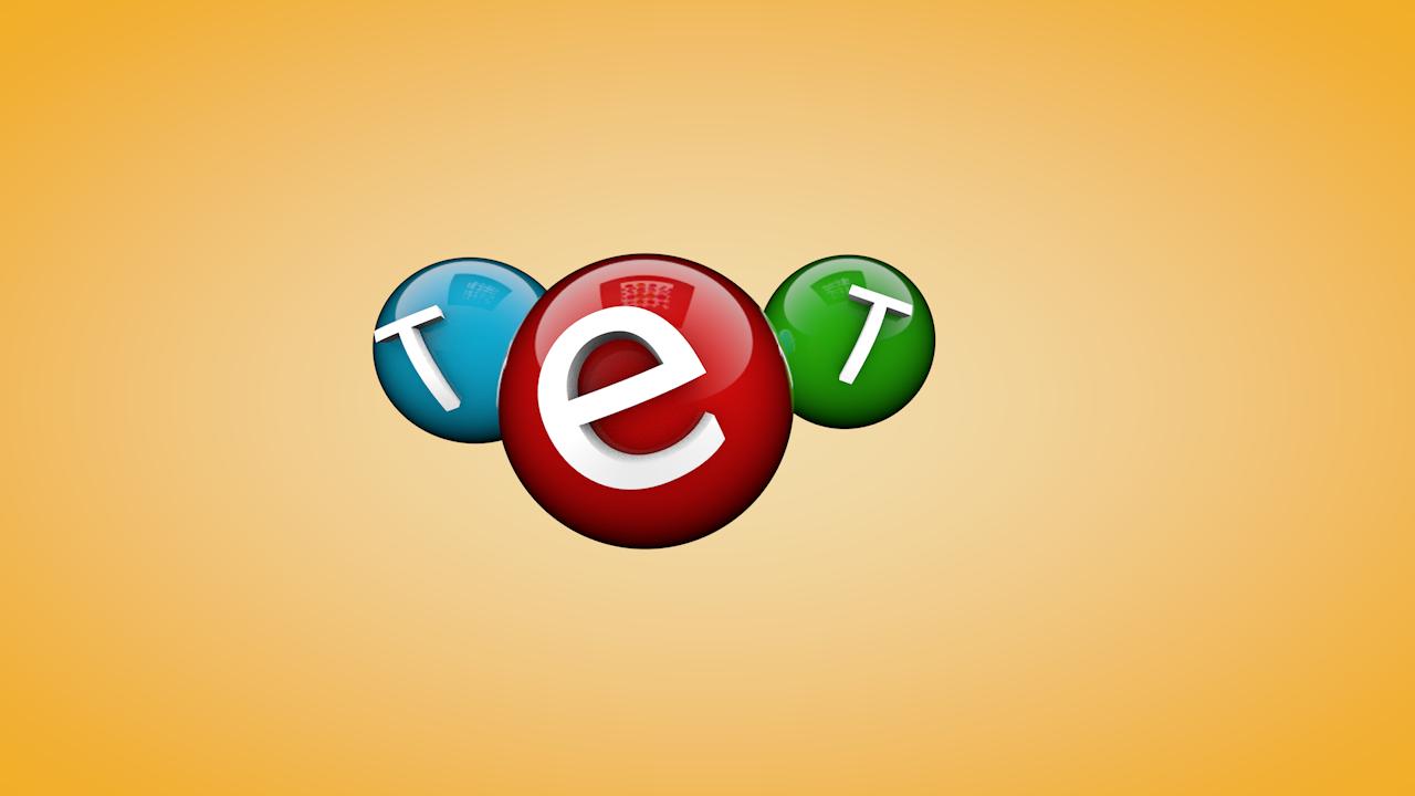 tet logo演绎|三维|动画/影视|dignzi - 原创作品图片