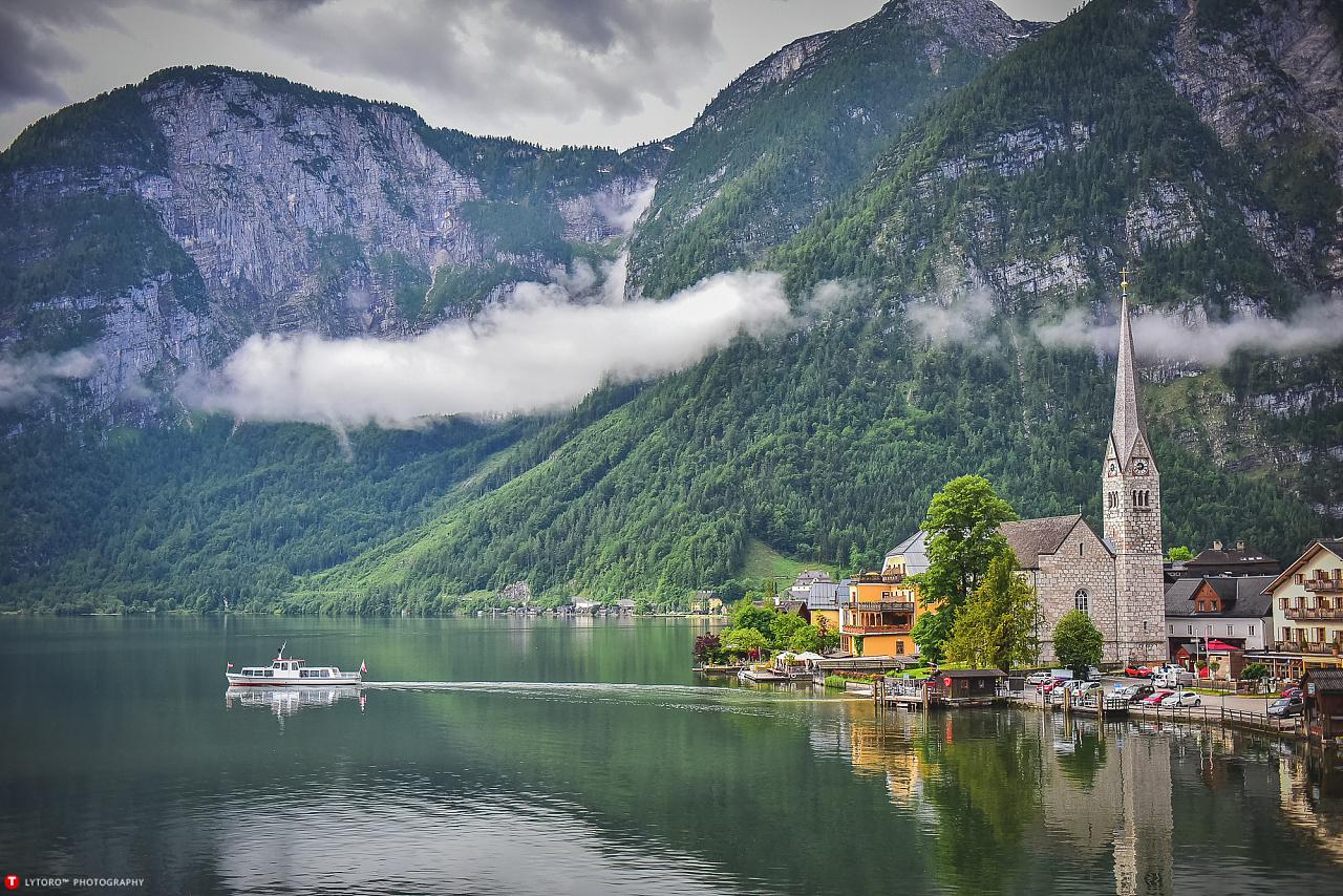 心中最美的欧洲小镇 摄影 风光 lytoro - 原创作品图片