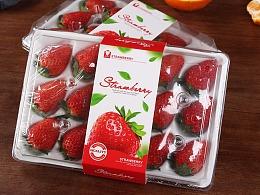 草莓季丨新鲜奶莓来袭丨飞鸟传媒——专注生鲜电商摄计
